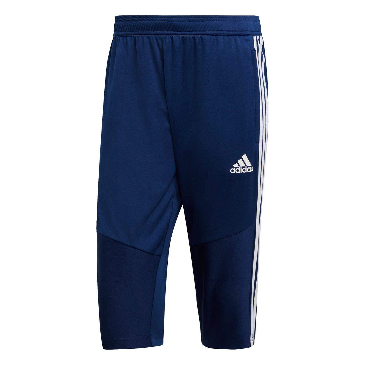 adidas DT5124 Pants, Hombre, Azul (Dark Blue/White), M