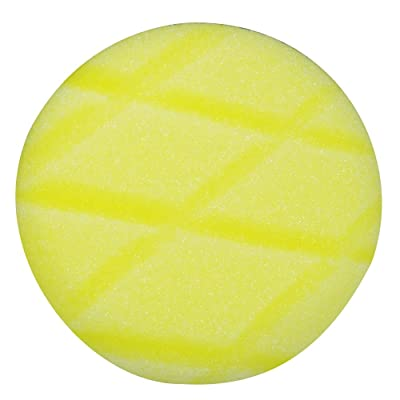 Astro 4635 3-Inch Yellow Diamond Cut Foam Pad, Velcro: Home Improvement