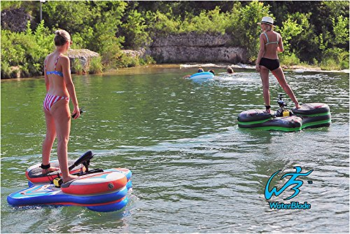 Motorized Electric Inflatable Water Board