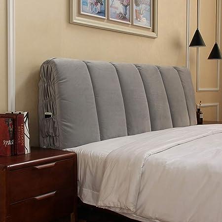 Cuscini Testata Letto Matrimoniale.Decorazione Domestica Soft Pack Testiera In Tessuto Fodera Per