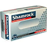 Shamrock 81114-XL-bx Food, Work, Nitrile Latex, Powdery, Cheap, X-Large, Blue