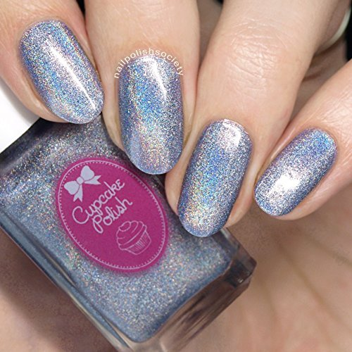 Lavender - holographic nail polish by Cupcake Polish by Cupcake Polish
