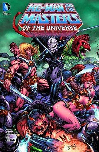 He-Man und die Masters of the Universe: Bd. 3: Schwere Zeiten Taschenbuch – 16. Februar 2015 Dan Abnett Keith Giffen Rafael Kayanan Pop Mhan