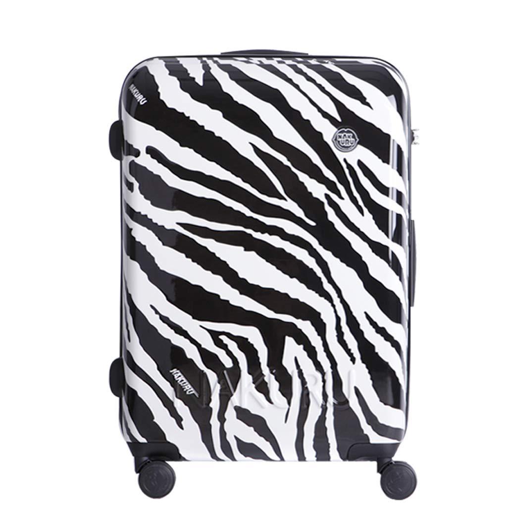 かわいいスタートローリーケース女性ユニバーサルホイール学生スーツケース20インチ、24インチ、26インチ、29インチ (色 : 02, サイズ さいず : 20inch) 20inch 2 B07LBJVZMC