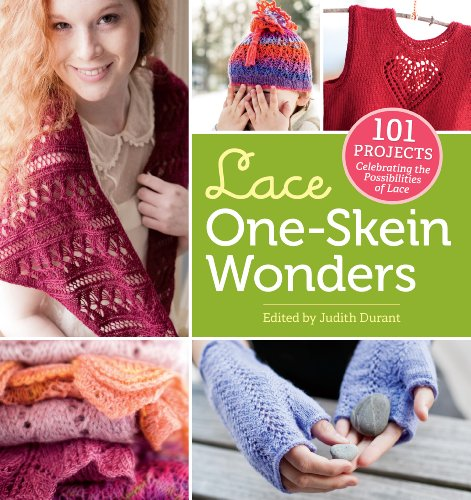 rs®: 101 Projects Celebrating the Possibilities of Lace (One Skein Baby Hat)