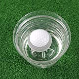 Kofull Floater Golf Ball, Practice Golf Ball,Two Layer Golf Ball,Water Range Golf Ball,Pack of 50pcs