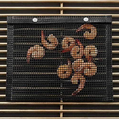 Amoyer Mesh Tapis Cuisson À L'extérieur Antiadhésif De Pique-Nique BBQ Faire Cuire Cuisson Barbecue Cuisson Outil
