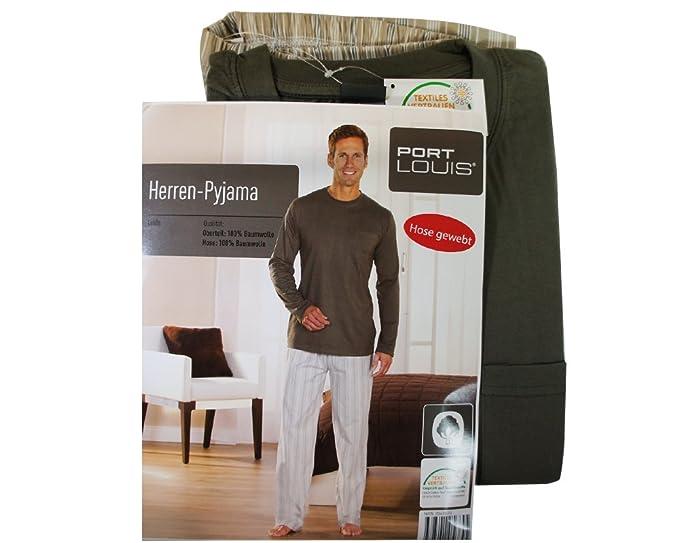 Port Louis - Pijama - para hombre multicolor L
