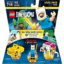 Warner Bros LEGO Dimensions Adventure Time Level Pack - Adventure Time Level Pack Edition