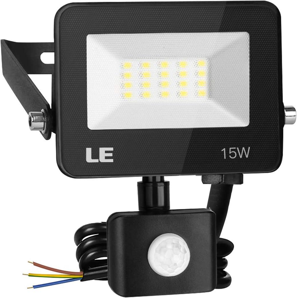 LED Flood Light 10W 20W 30W 50W 100W PIR Motion Sensor//AU Plug Floodlight 240V