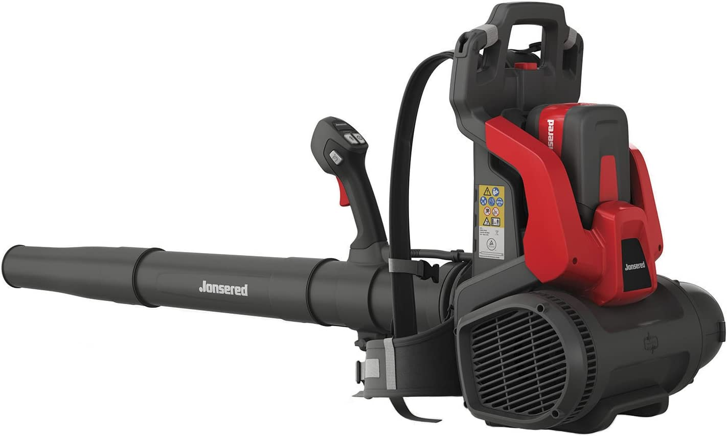 Amazon.com: Jonsered 58-volt inalámbrico 140 MPH/750 CFM ...