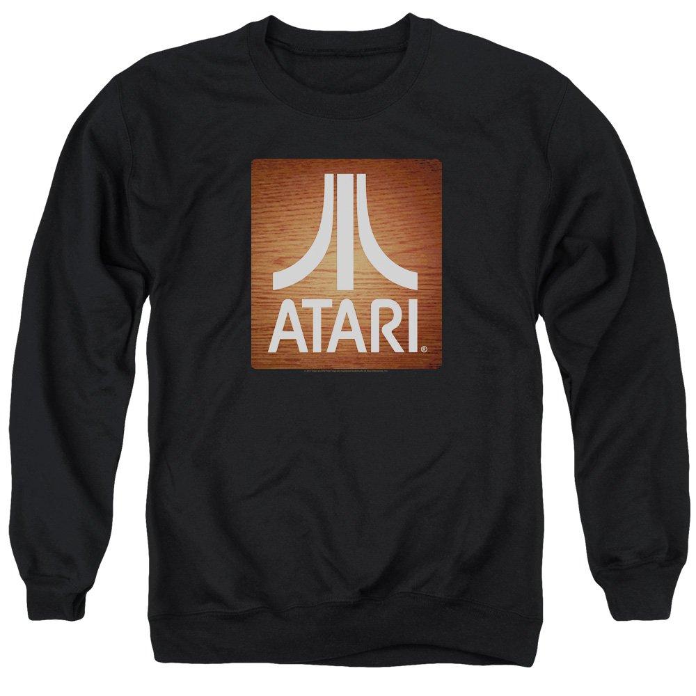 Atari - - Klassischer quadratischer Pullover aus Holz