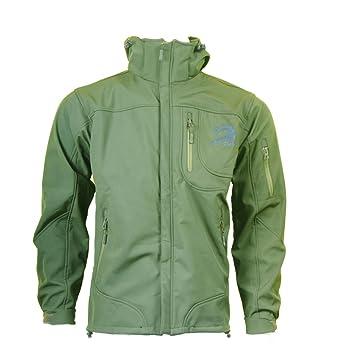 Himalayan Winter Windproof Snowproof Trekking Jacket Army Green
