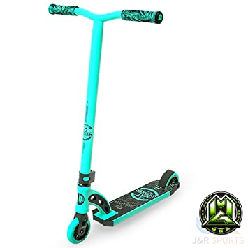 Madd Gear MGP VX8 Shredder PRO STUNT SCOOTER - azul: Amazon ...