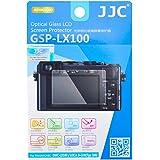 JJC Dedicated Tempered Glass Screen Protector Cover Shield for Panasonic DMC-LX100 LX100 II LUMIX TZ90 / ZS70 FZ85 TZ85 TX1 /