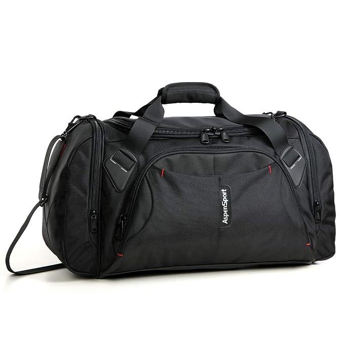 Amazon.com: ASPENSPORT - Bolsa de deporte para viaje (40 L ...