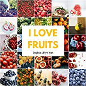 I Love Fruits (Korean Sub): Children's Picture Book about Fruits