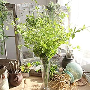 Sala-Tecco - Clematis Artificial Plants for decoration Simulation Home Decor a803 09 103