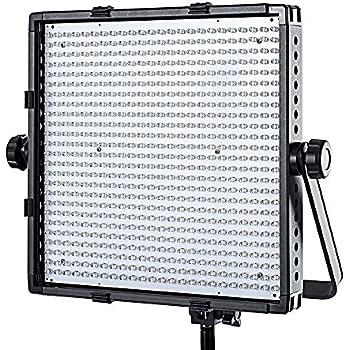 Fovitec  StudioPRO - 1x Bi Color 600 LED Panel - [Continuous][Adjustable Lighting][V-Lock Compatible][Stands Sold Separately]