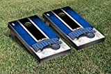 Orlando Magic NBA Basketball Regulation Cornhole Game Set Vintage Version