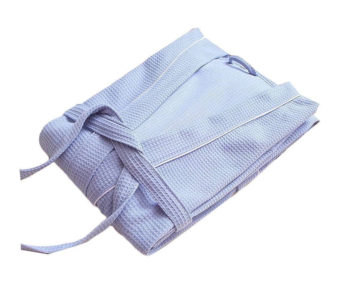 SportsX Mens Bathrobe Sleepwear Pajama Comfortable Soft Woven Nightgown