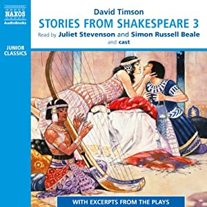 Stories from Shakespeare 3 Audiobook