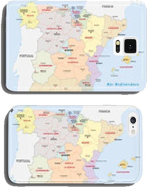 my-handy-design España administrativo Funda para teléfono móvil de muñeca Item: Amazon.es: Electrónica