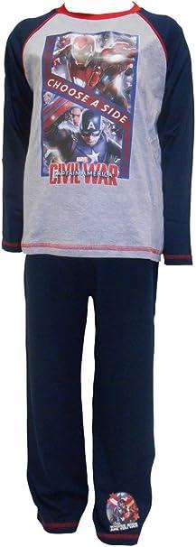 Marvel Civil War Boy/'s Pyjamas