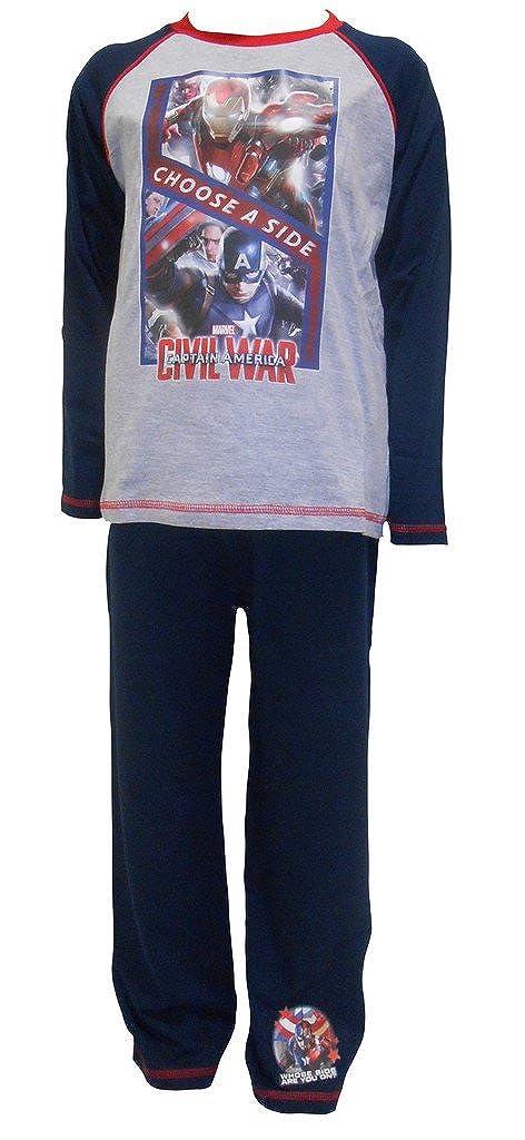 Marvel Civil War Boys Pajamas