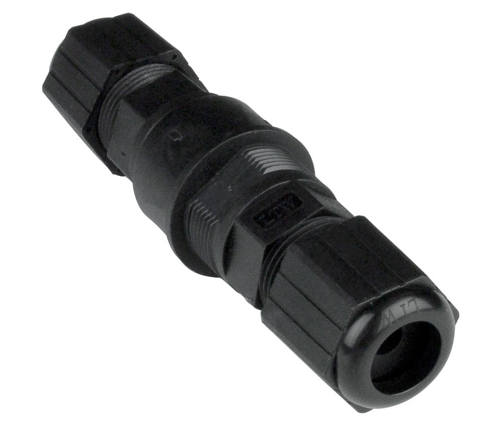 Amazon.com: Waterproof RJ45 Coupler, Female to Female, Shielded, Field  Installable: Computers & Accessories