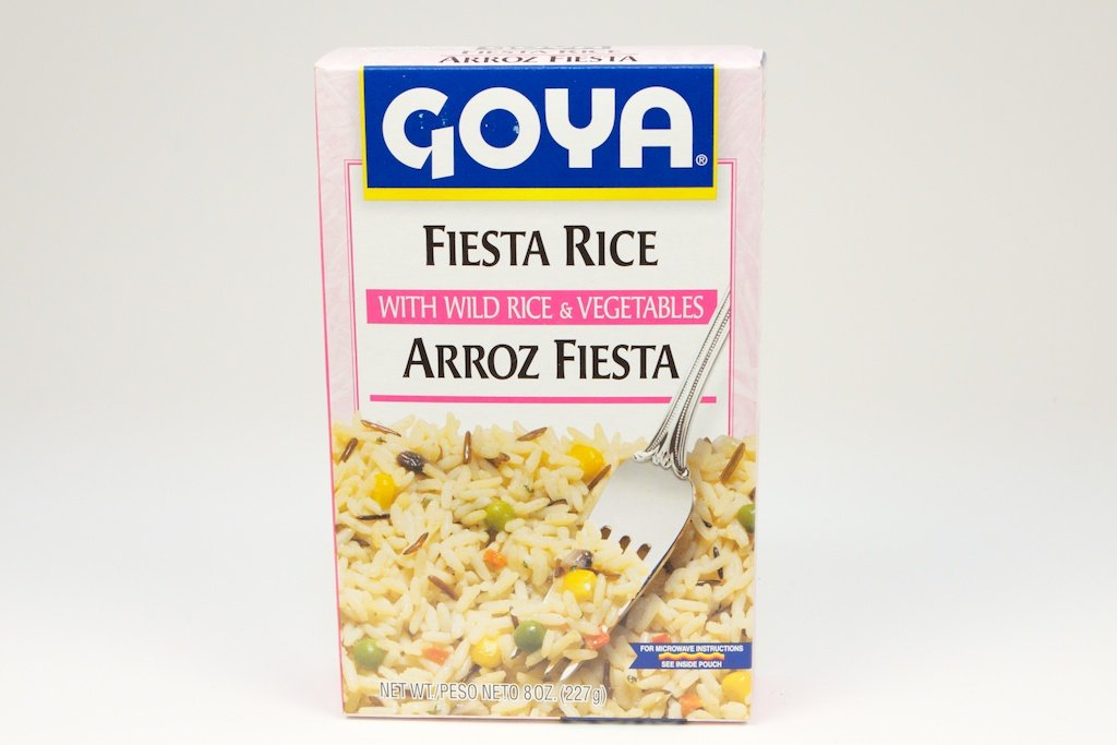 Amazon Goya Fiesta Rice White Rice Produce Grocery