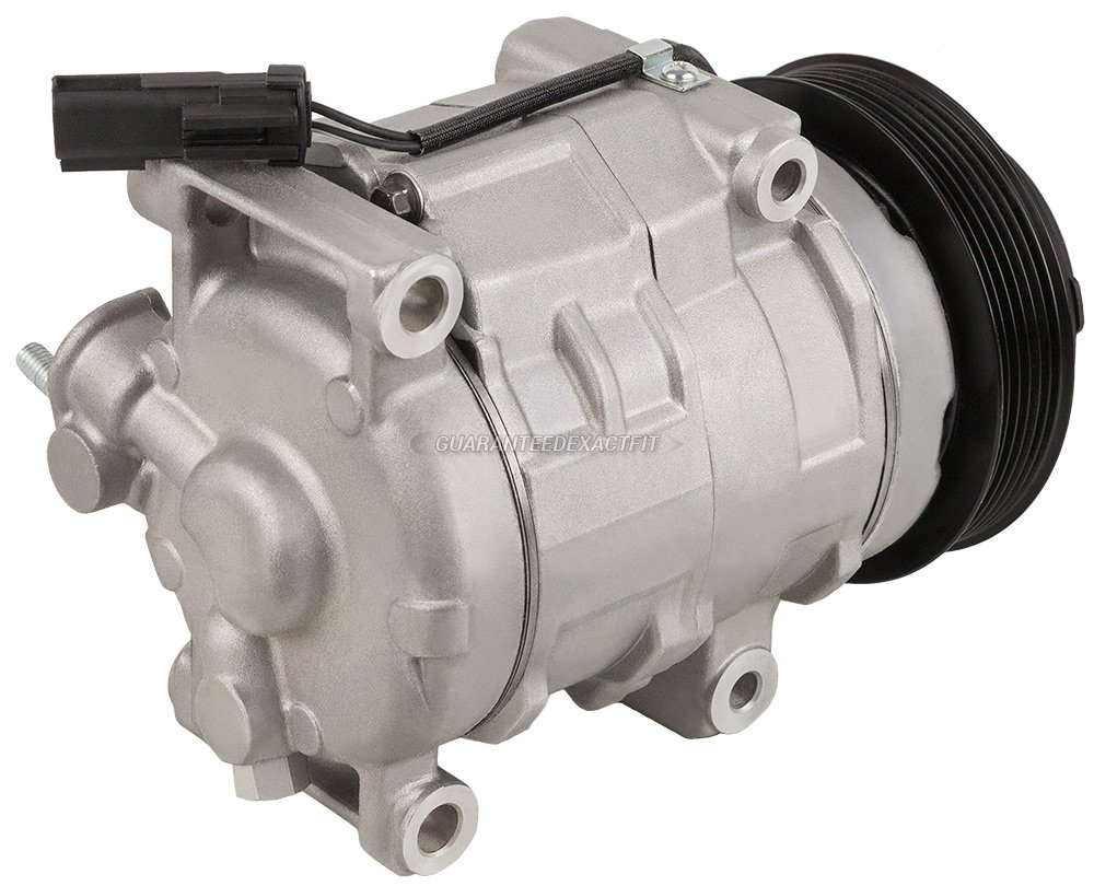 Amazon.com: AC Compressor & A/C Clutch For Chrysler Town & Country & Dodge Grand Caravan - BuyAutoParts 60-03577NA New: Automotive