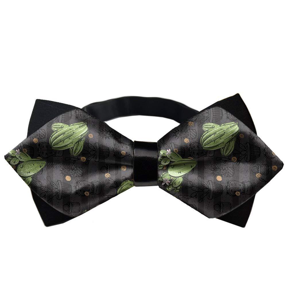 Party Bowties Festival Creative Gift Mens//Boys Pre-Tied Bowtie Adjustable Suit