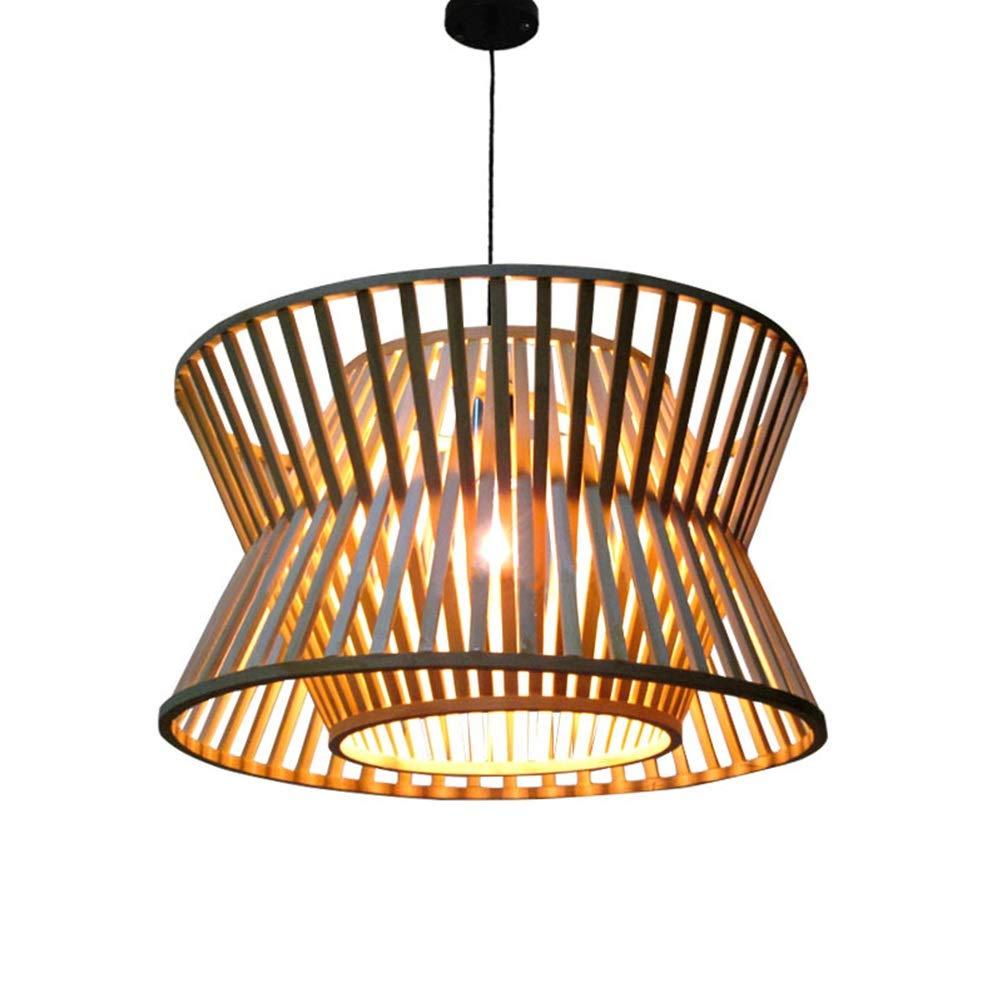 Light-S クリエイティブペンダントライトソリッドウッドシャンデリア現代ミニマリストレストラン天井照明用リビングルーム寝室カフェ   B07TNJBRFB