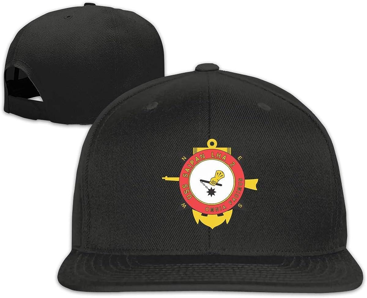 Eileen Powell Saipan LHA-2 Sombreros unisex Gorras de béisbol clásicas Sombrero deportivo Gorra con visera