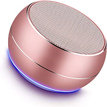 Amazon.com: NUBWO Altavoces Bluetooth portátiles con audio ...
