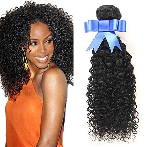 Lovenea TM 1Pc Lot Premium Too Jerry Curl Weave Milky Way Hair Extension 8 10 12 14 16 18 20 22 24 26 28 30 -