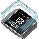 Cover protettiva di ricambio per Fitbit Ionic, Greatgo TPU flessibile morbido antiurto protezione accessori regolabile accessori per Fitbit Ionic orologi intelligenti
