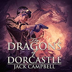 The Dragons of Dorcastle Audiobook