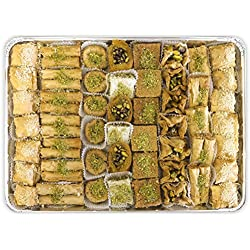 Baklava Assortment - Sugar Free - 63 Pcs