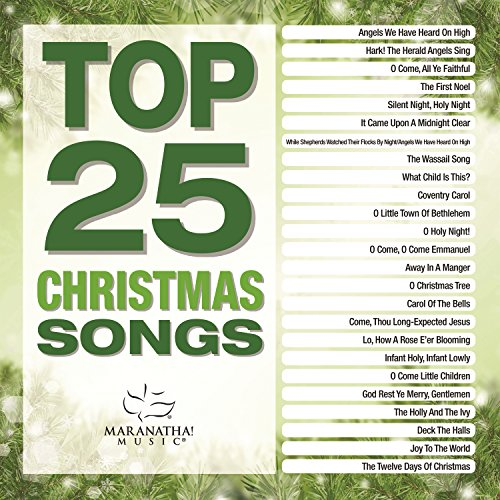 25 christmas songs