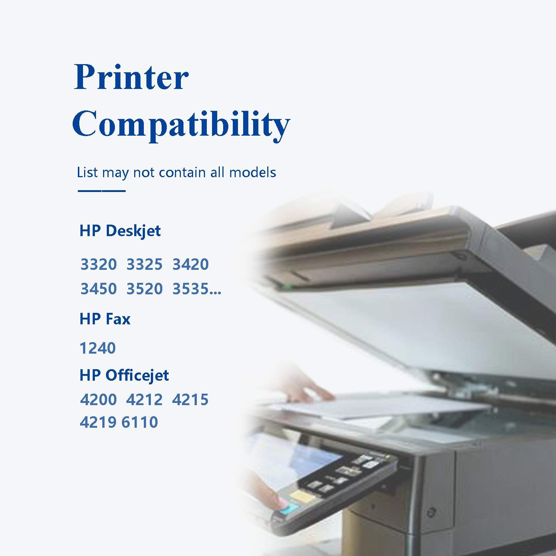 Caidi - Cartuchos de Tinta compatibles con HP 27 28 para HP ...