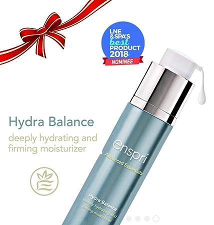 Enspri Hydra Balance Deeply Hydrating Firming Face and Neck Cream Anti-aging moisturizer 1.7 Fl Oz