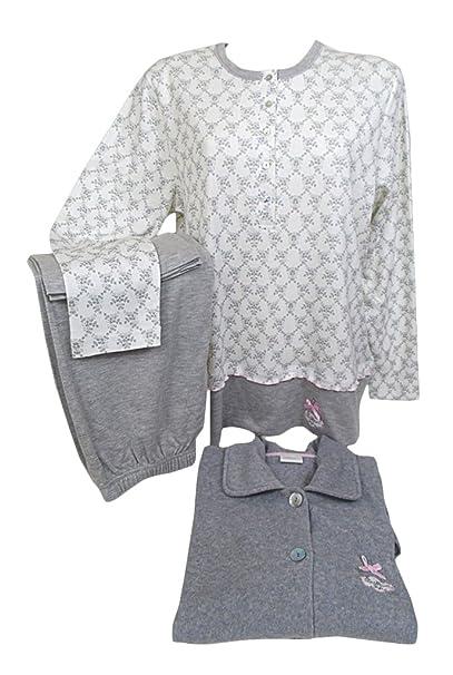 Giacca caldo cotone grigio