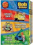 Bob The Builder (Triple Pack) [DVD]