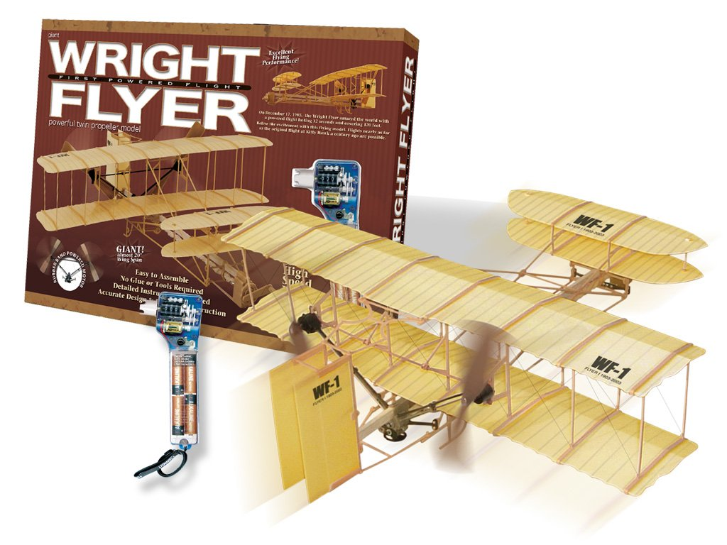White Wings Giant Wright Flyer by White Wings