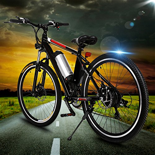 Electric mountain Bicycle Lithium Ion Battery