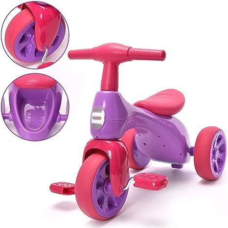 Bicicletas Equilibrio 3 AñOs NiñA, Sin Pedales Bicicleta Bebé ...