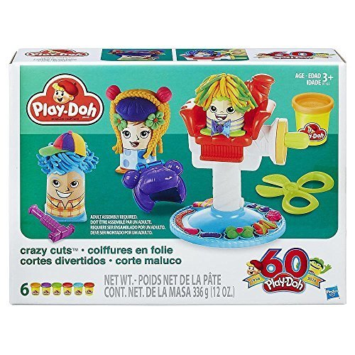 Play-Doh Crazy Cuts - 60th Anniversary Retro Pack