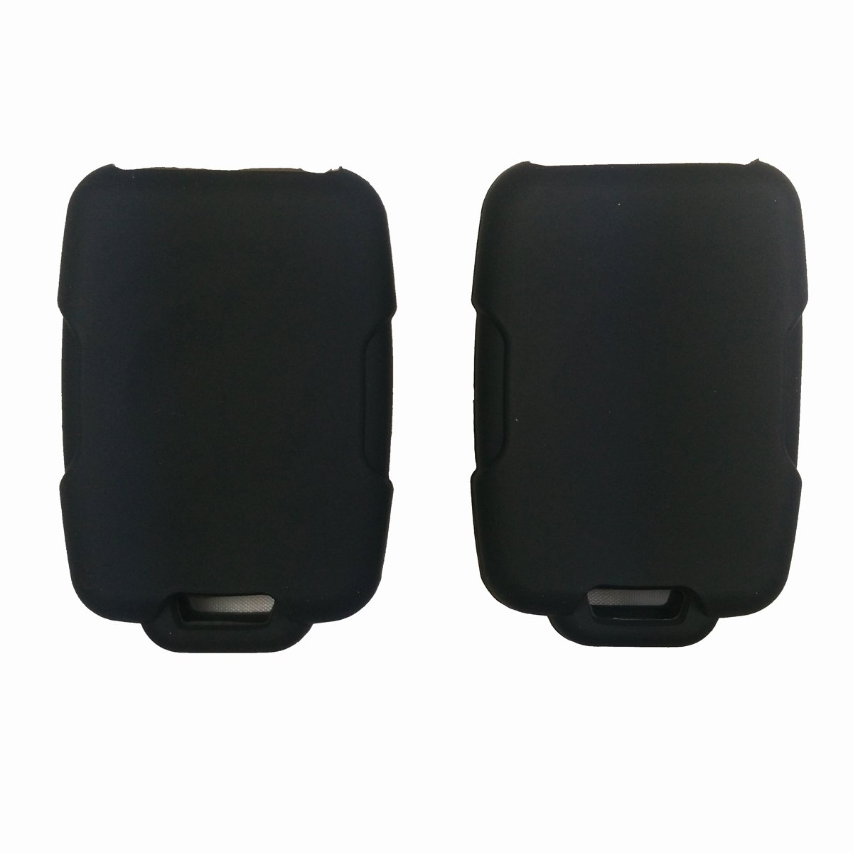 2Pcs Coolbestda Silicone Key Cover Case Keyless Protector Fob Remote Wallet Jacket for GMC Yukon Sierra 1500 Chevrolet Suburban Tahoe 5 Buttons Smart Key 4347665116